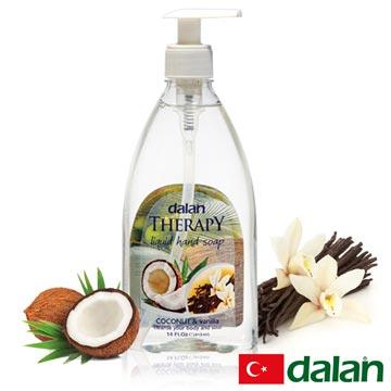 【土耳其dalan】香草&椰子油健康洗手乳 400ml