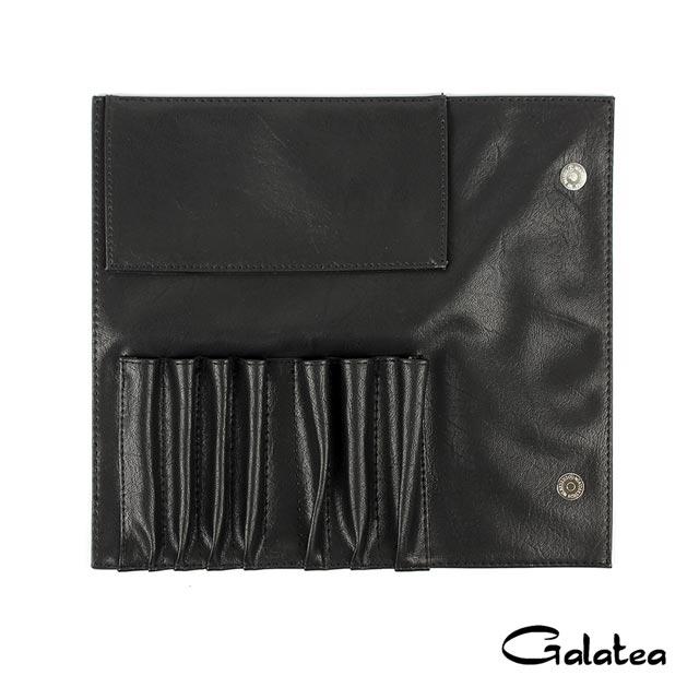 GALATEA葛拉蒂6孔隨身型刷具收納袋