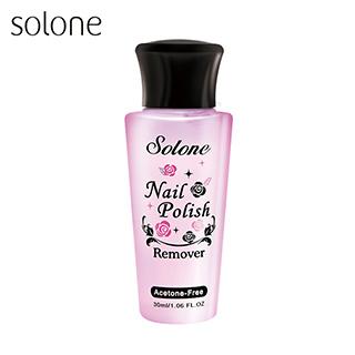 Solone 滋潤指彩卸妝液