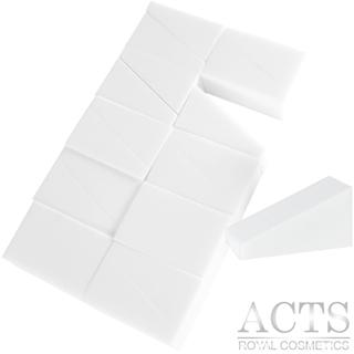 ACTS 維詩彩妝 高密度Q海綿 大梯形 20片入