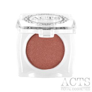 ACTS維詩彩妝 細緻珠光眼影 珠光紅咖啡B606(2.3g)