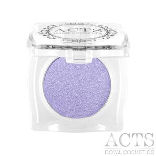 ACTS維詩彩妝 細緻珠光眼影 銀灰紫5409(2.3g)