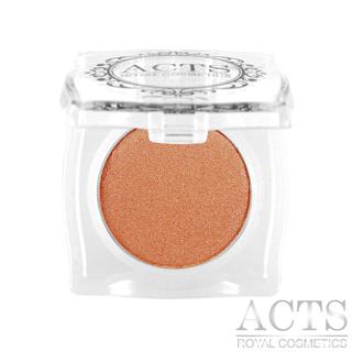ACTS維詩彩妝 細緻珠光眼影 珠光咖啡橘7404(2.3g)