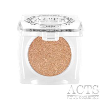 ACTS維詩彩妝 細緻珠光眼影 珠光桔棕7405(2.3g)