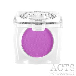 ACTS維詩彩妝 霧面純色眼影 洋紅紫A506(2.3g)
