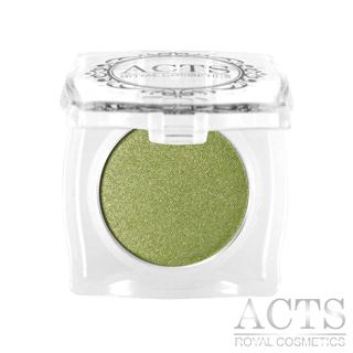 ACTS維詩彩妝 細緻珠光眼影 珠光橄欖綠B307(2.3g)