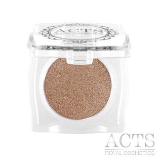 ACTS維詩彩妝 細緻珠光眼影 珠光淺咖啡B602(2.3g)