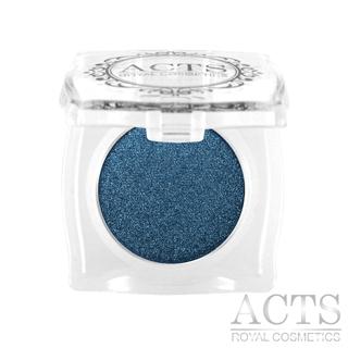 ACTS維詩彩妝 璀璨珠光眼影 金屬深礦藍C413(2.3g)