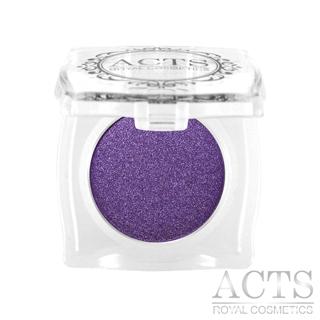 ACTS維詩彩妝 璀璨珠光眼影 煙燻晶紫C513(2.3g)