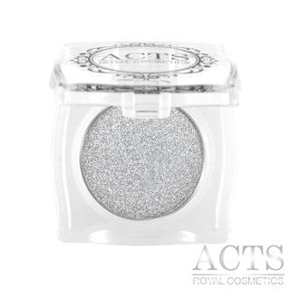ACTS維詩彩妝 璀璨珠光眼影 璀璨銀C718(2.3g)