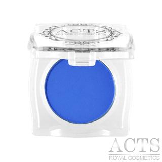 ACTS維詩彩妝 霧面純色眼影 海洋藍6302(2.3g)
