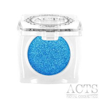 ACTS維詩彩妝 璀璨珠光眼影 璀璨法國藍6507(2.3g)