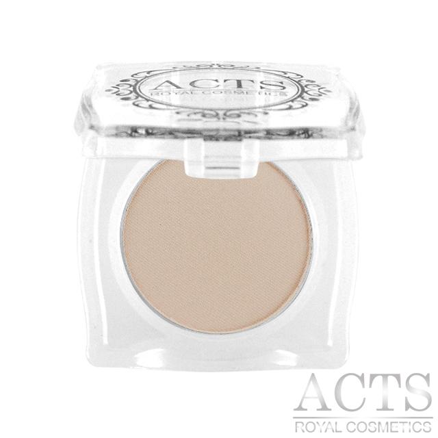 ACTS維詩彩妝 霧面純色眼影 裸褐色7310(2.3g)
