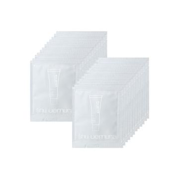 《Shu Uemura 植村秀》極保濕輕感防護乳SPF50/PA+++透色1ml*24