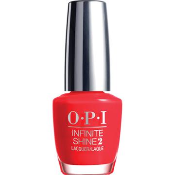 OPI 如膠似漆閃耀系列-UNREPENTANTLY RED專屬獨享(ISL08)