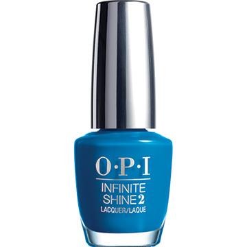 OPI 如膠似漆閃耀系列-野性藍調的呼喚-ISL41