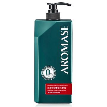 AROMASE艾瑪絲 玫瑰健髮豐盈洗髮精1000mL-高階版