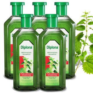 [5入]德國Diplona專業級大蕁麻植萃洗髮精500ml