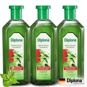 [3入]德國Diplona專業級大蕁麻植萃洗髮精500ml