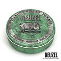 REUZEL 綠豬中強髮油 340g