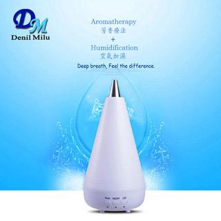 [宇晨Denil Milu]0.6L負離子水氧/加濕/精油香薰機MU-310