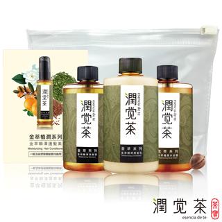 潤覺茶-金萃頂級植潤保濕組