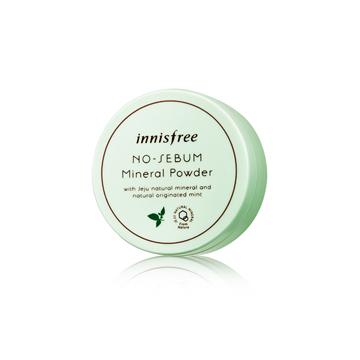 innisfree天然薄荷礦物控油蜜粉 5g