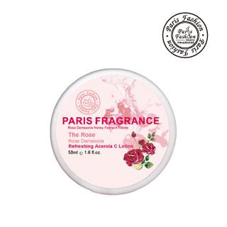 【paris fragrance巴黎香氛】櫻桃C玫瑰高效透白精華水霜