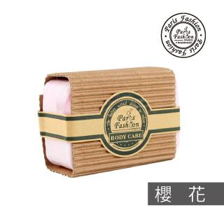 【paris fashion巴黎香氛】櫻之戀手工皂150g