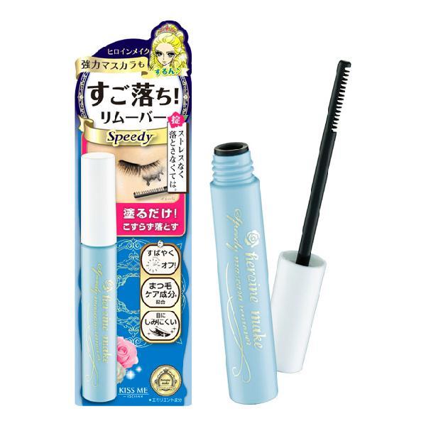 KISS ME 奇士美 花漾美姬 睫毛膏卸除液升級版 6.6ml