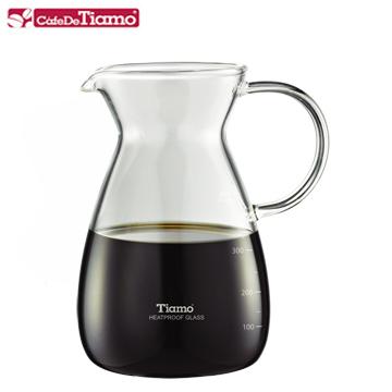 Tiamo IF0047 玻璃水壺 400ml(HG1988)