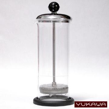YUKAWA 多功能濾壓壺(奶泡器)-T314