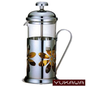 YUKAWA 多功能濾壓壺350mL (T241)