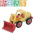 【新生活家】3D立體積木-挖土機