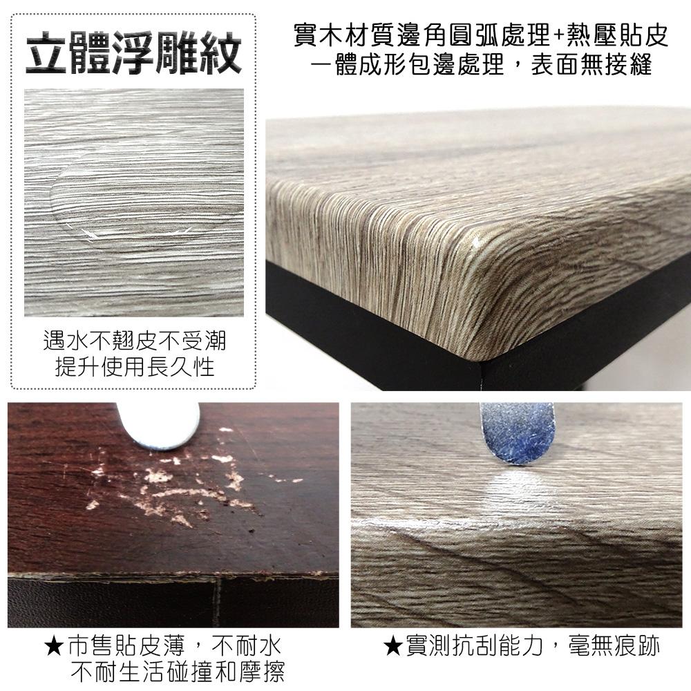 [Yo-life] สไตล์นอร์ดิกเส้นข้างโต๊ะมือถือหินอ่อนสีดำ (42x26x70 ซม.)