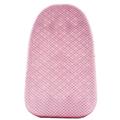 桌上型迷你輕巧燙衣板-粉色點點