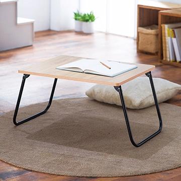 【樂活家】書桌/和室桌/輕巧折疊桌(兩入)