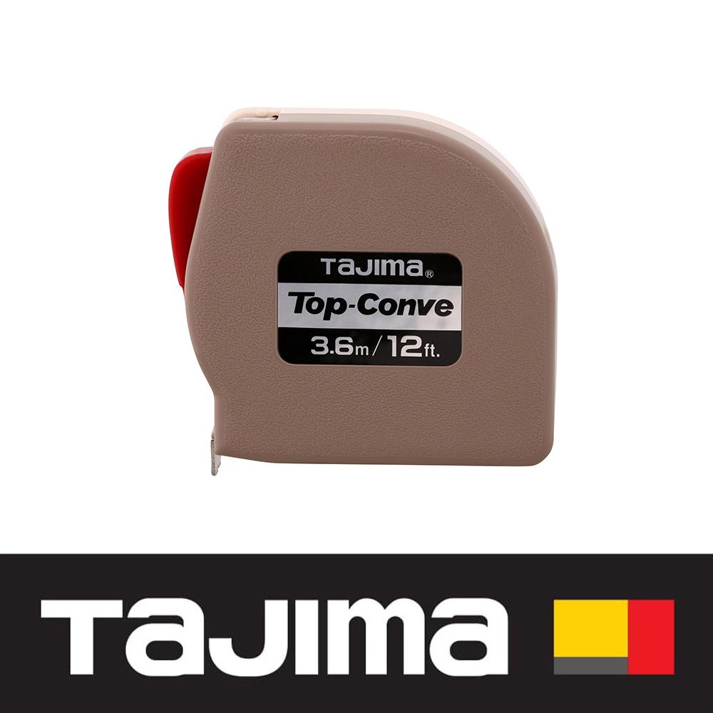 日本 田島Tajima TOP捲尺 3.6米  x 13mm/ 英吋 TOP-36/FT