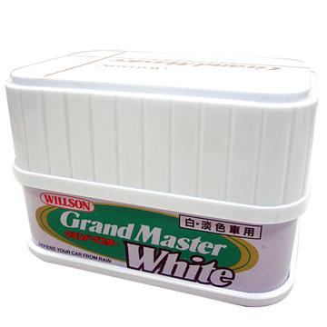 日本進口WILLSON  騎士腊白淡色車用