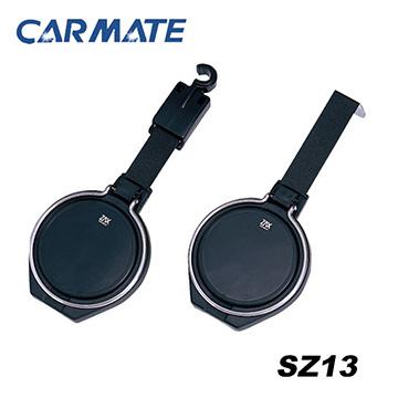 日本CARMATE 車門 頭枕 掛式 飲料架(2入) SZ13