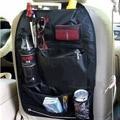 車用多功能汽車防水椅背收納袋(黑色)