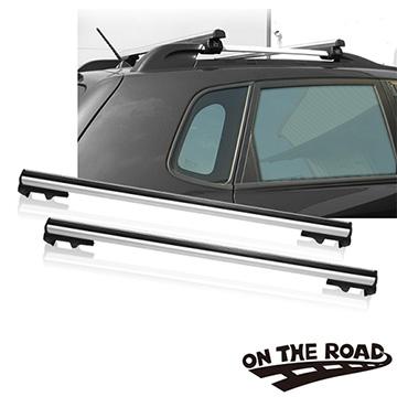 【ON THE ROAD】夾桿式車頂行李架110CM