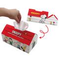 日本MEIHO SNOOPY 史奴比 紙盒式面紙盒 SN91