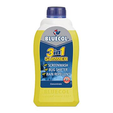 BLUECOL藍雀 3合1夏季潑水雨刷精