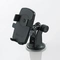 【Cotrax】Elecom多功能車載手機支架4.5吋以下用