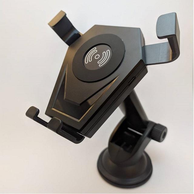 XT 多功能車用無線充電手機座-A64