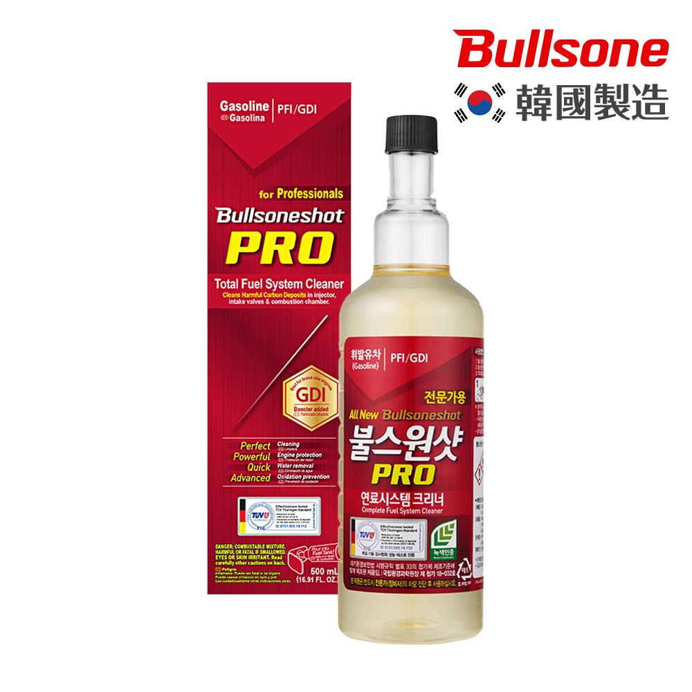 Bullsone勁牛王-汽油車燃油添加劑 Pro6合1