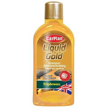 CarPlan卡派爾 Tirplewax Liquid Gold 自乾型液態黃金洗車精