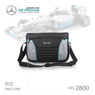 賓士 AMG 賽車 Mercedes Benz Petronas 側包 AMGJ-008