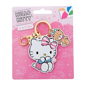 HELLO KITTY造型悠遊卡-好朋友 三麗鷗商品 鑰匙圈 卡哇伊 限量